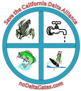 Save the California Delta Alliance logo