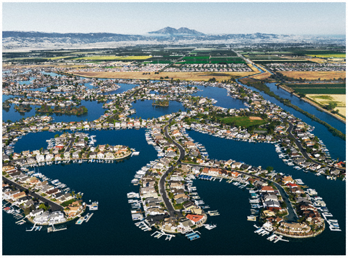 Discovery Bay - a waterfront commuity