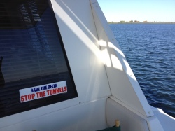 Save the Delta - Stop the Tunnels