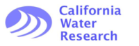 California Water Research Logo