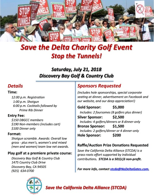 Charity Golf July 21 - Details